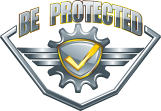Be Protected logo